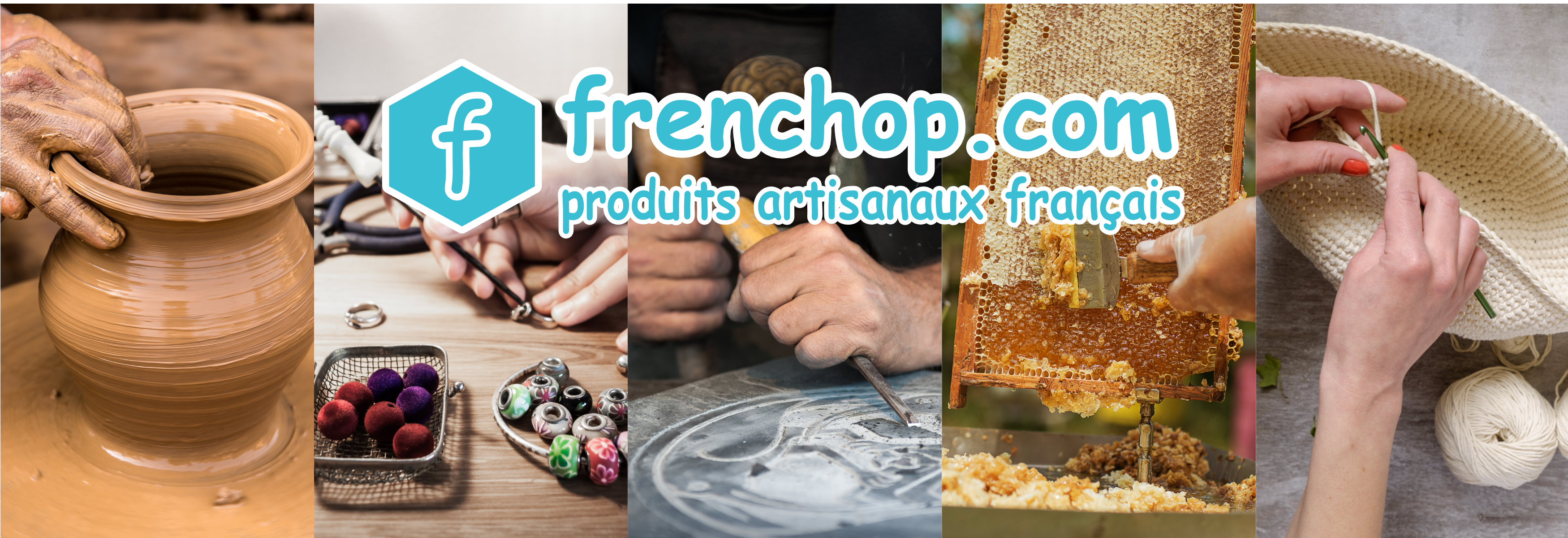 Frenchop - Produits artisanaux français - 100% made in France.
